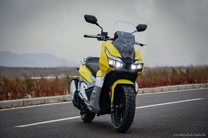 Motor baru saingan Honda ADV 150 meluncur, fitur komplit harganya bikin penasaran.