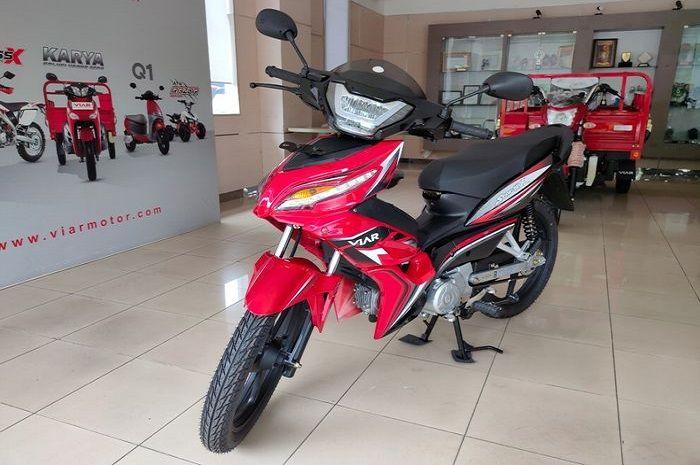 Murah meriah motor baru Viar Star NX diskon jutaan rupiah, langsung sikat promo terbatas lo.