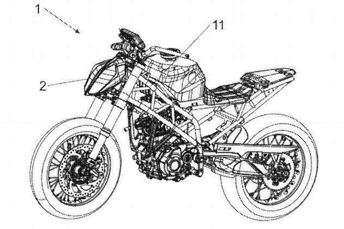 Wuih, muncul rumor KTM bakal tanam teknologi radar di motor cc kecil!