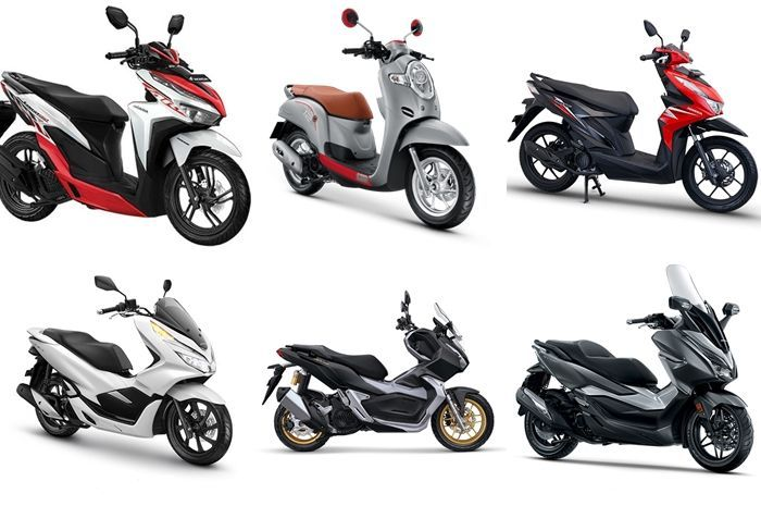 Updated Prices For Honda Beat And New Matic Motorcycles For January 2021 The Cheapest In This Segment