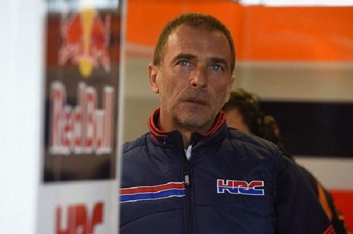 Mantan bos Ducati dan Honda, Livio Suppo akan ganti Davide Brivio di Suzuki MotoGP?
