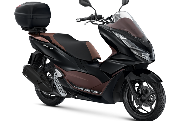 Lebih mahal dari PCX 150, ternyata segini harga Honda PCX 160 yang rilis di Thailand.
