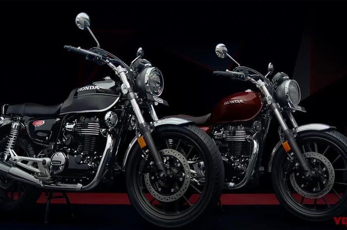 Wow, Honda bakal merilis motor Honda GB350, versi Jepang dari Honda H'ness CB350!