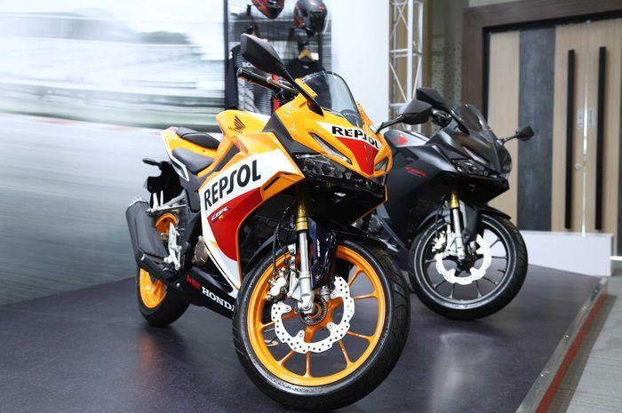Update harga Honda CBR150R dan motor sport baru Januari 2021, mana yang termurah?