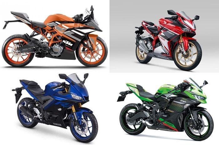 Harga Kawasaki Ninja 250 dan motor sport 250 cc terbaru 2021, mana yang termurah?