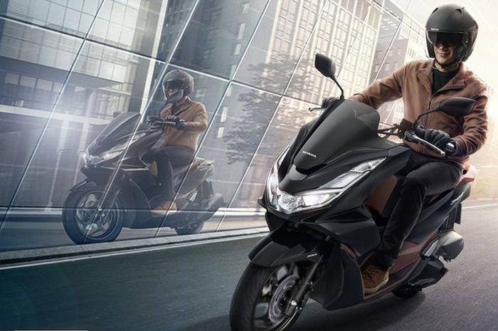 All New Honda PCX 160 2021 sudah dijual di Thailand