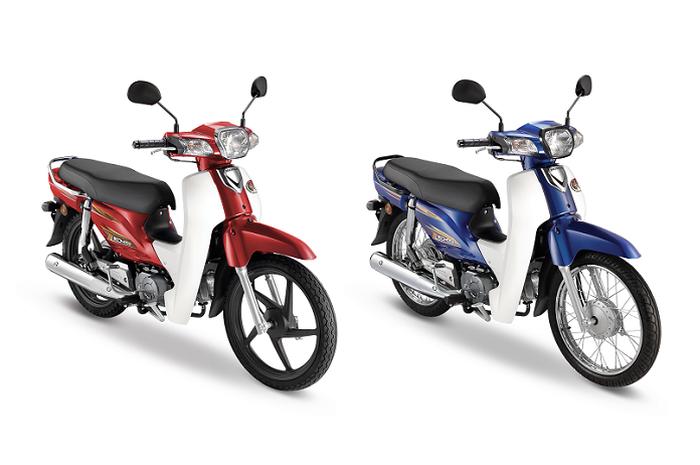 Motor baru Honda Astrea reborn sudah pakai mesin injeksi, harganya mirip Honda BeAT.
