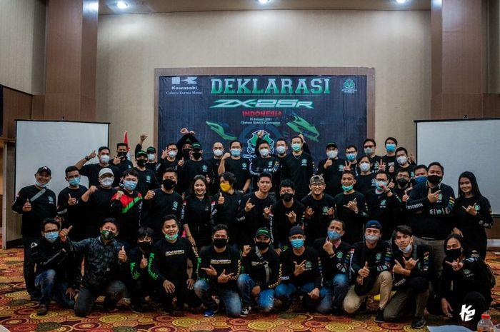 Deklarasi Komunitas  Kawasaki ZX-25R