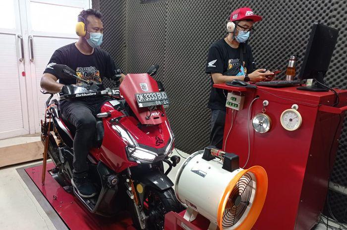 Keren, minat peserta 'Honda Matic Power Competition' di Bali ternyata sangat tinggi!