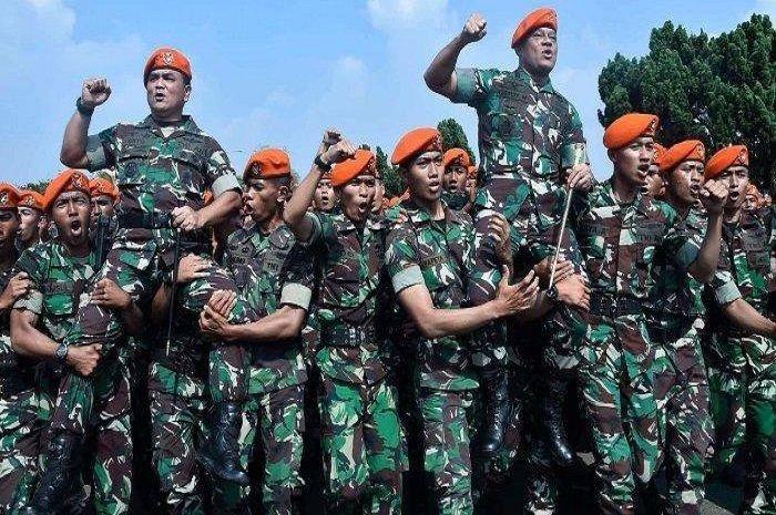 Ilustrasi. TNI AU buka lowongan tamtama