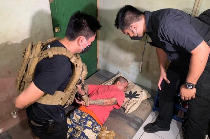 Pelaku Pembegal Pesepeda Diringkus Polisi, Korban Sempat Mengejar