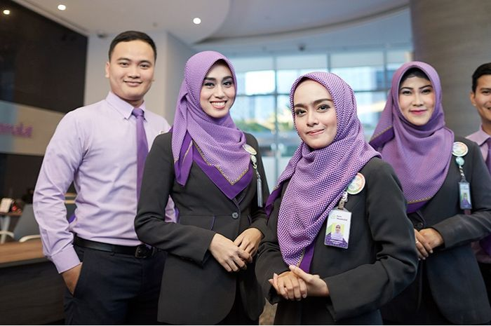 Bank Mualamat buka lowongan