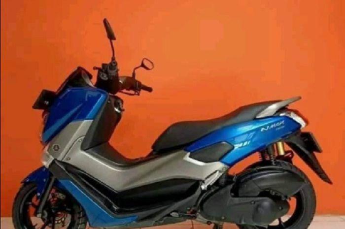 Yamaha NMAX 2018 Dijual cuma Rp 6 Juta