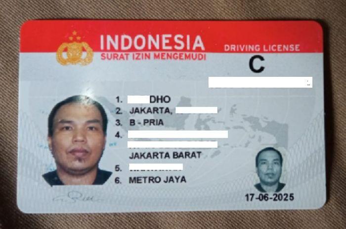 Asyik nih pemilik SIM C dan SIM A bakal dikasih bantuan Rp 900 ribu.