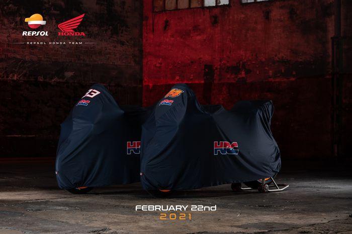 Nih deretan tim MotoGP 2021 yang launching pekan ini dan pekan depan. Ada LCR Honda, Repsol Honda Team dan Pramac Racing