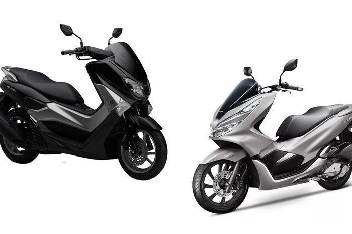 Yamaha NMAX dan PCX jadi idola pesaing Sultan Tuban