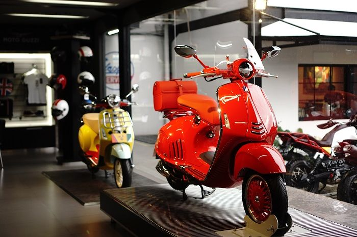 Piaggio Group yang terdiri dari Vespa, Moto Guzzi, Aprilia dan Piaggio menjadi pemimpin pasar motor Eropa tahun 2020, siap luncurkan 11 motor baru tahun 2021.