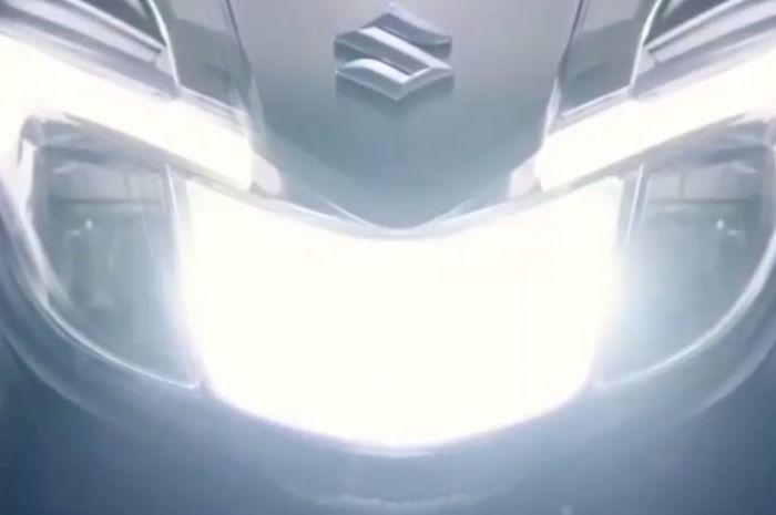 Teaser Motor Baru Viral, Suzuki Burgman Street 125 Terbaru?