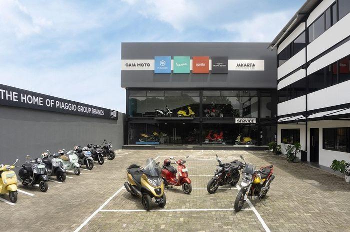 PT Piaggio Indonesia wadahi kreativitas rekan media lewat kompetisi artikel dan foto kreatif.