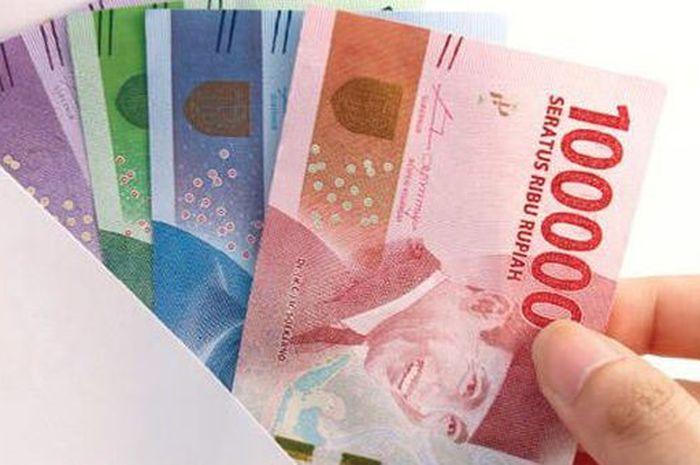 Uang ilustrasi bantuan pemerintah Rp 3,5 juta untuk modal usaha