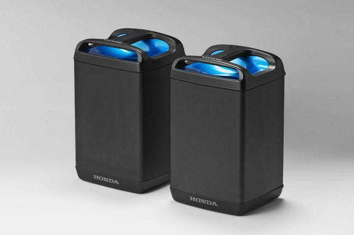 Ilustrasi. Honda, Yamaha, KTM, dan Piaggio resmi bersatu bikin baterai swap untuk motor listrik!