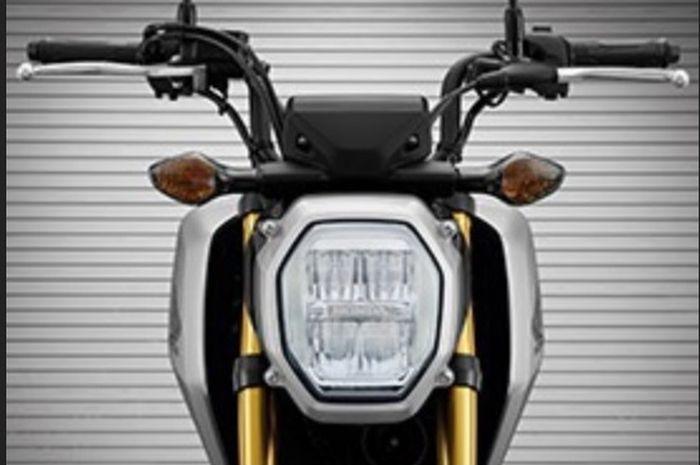Motor baru Honda 2021 langka di Indonesia