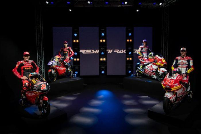 UMKM RIDINGSTYLE resmi jadi Technical Suplier di MotoGP 2021 untuk tim Gresini Racing