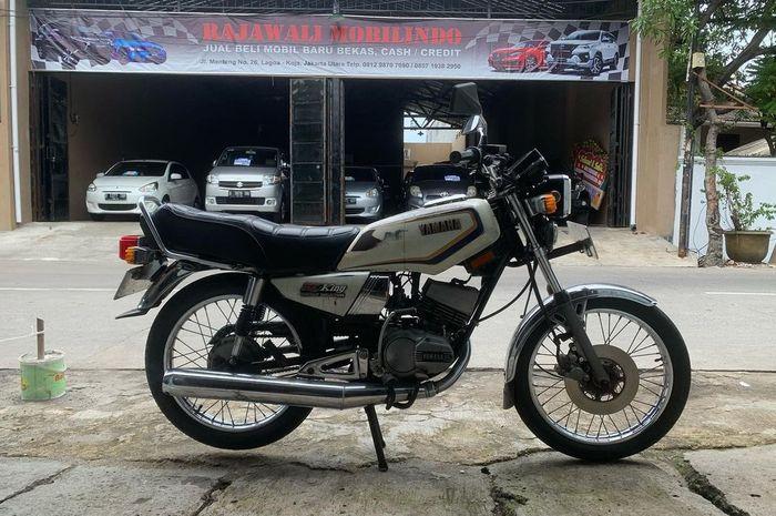 Yamaha RX-King berkarat dibayar lunas cuma 5 menit, harganya segini bro!