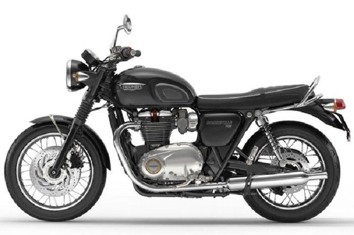 Ilustrasi. Rumor motor baru Triumph, pakai mesin 250 cc, bakal usung gaya klasik!