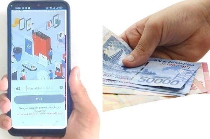 Buruan Ajukan Pinjaman Online Dari Pemerintah Isi Aplikasi ...