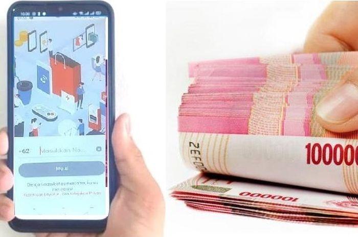 Ajukan pinjaman online lewat HP