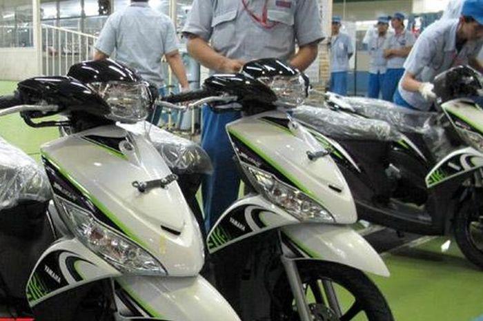 Ilustrasi pabrik Yamaha. Yamaha Indonesia buka lowongan kerja, ada 5 posisi buruan kirim lamaran