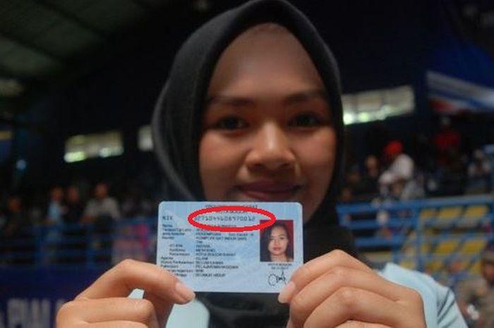 Isi nomor KTP dan selfie untuk daftar bantuan pemerintah