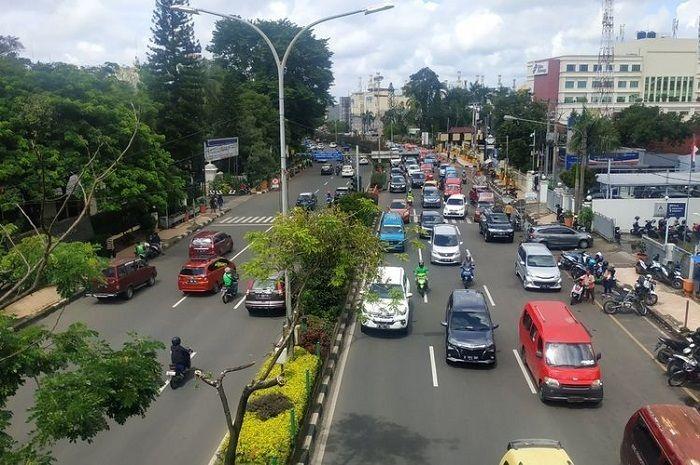 Ilustrasi. Ratusan pelanggar ETLE di daerah ini terekam dalam seminggu, termasuk bikers?