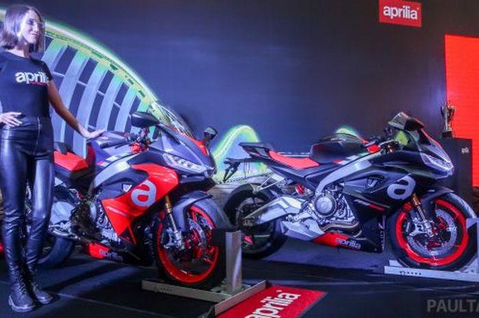 Motor sport baru Aprilia RS660 2021 meluncur di Asia, harga setara 6 Yamaha NMAX!