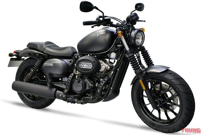 Motor baru mirip Harley-Davidson bakal meluncur, harganya cuma segini lo!