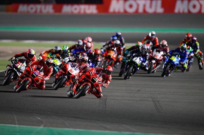 Jangan lupa tonton live streaming MotoGP Doha 2021, balapannya mulai jam segini lo.