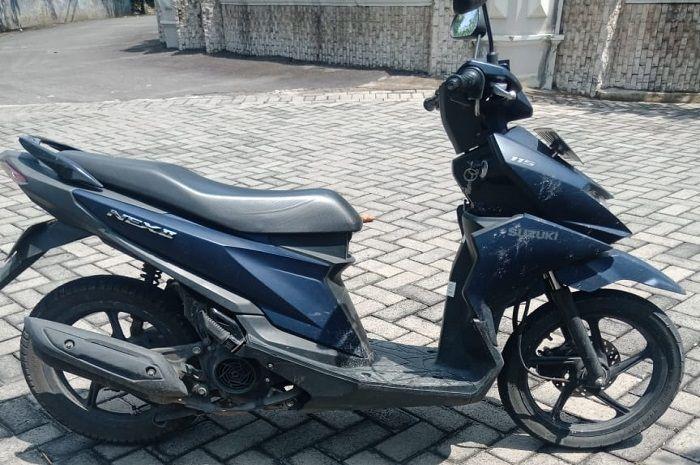 Saingan Honda BeAT, Suzuki Nex II dilelang murah, sikat bro!