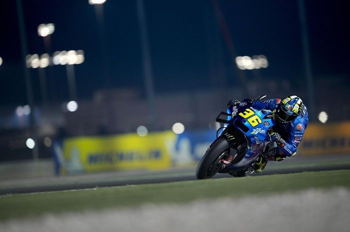 Jelang MotoGP Portugal 2021, Joan Mir sebut persiapannya beda.