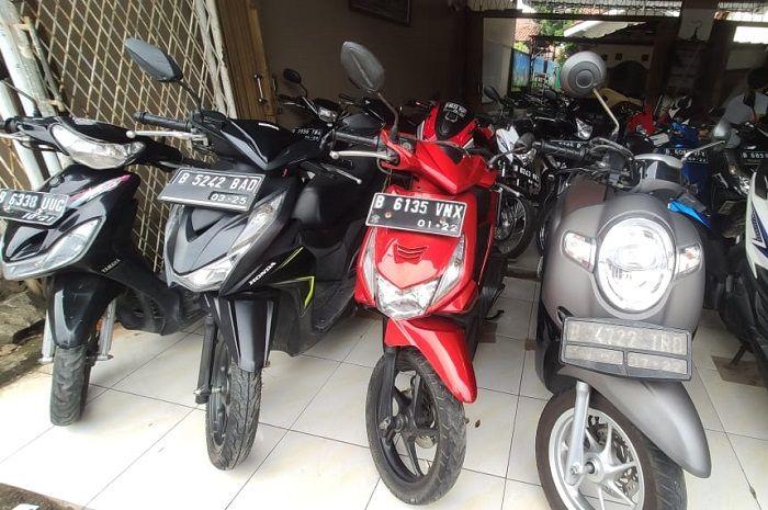 Libur Lebaran Mau Beli Motor Matic Rp 4 Jutaan, Pilih Honda BeAT atau Jupiter MX
