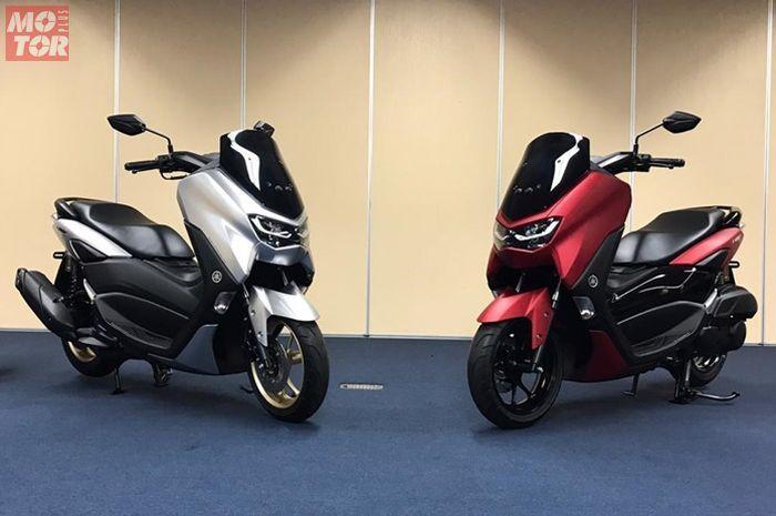 Buruan sikat Yamaha NMAX dan motor baru Yamaha lainnya banjir promo!