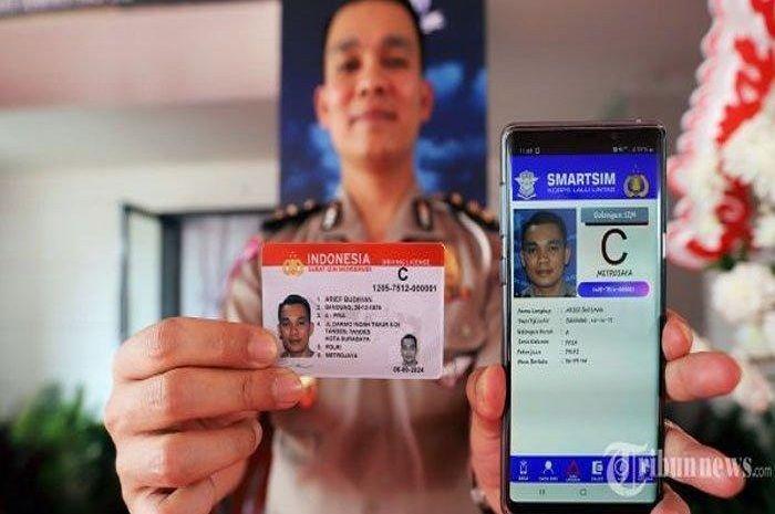 Ilustrasi. Perpanjang SIM online dimulai sebentar lagi, segini biaya resminya.