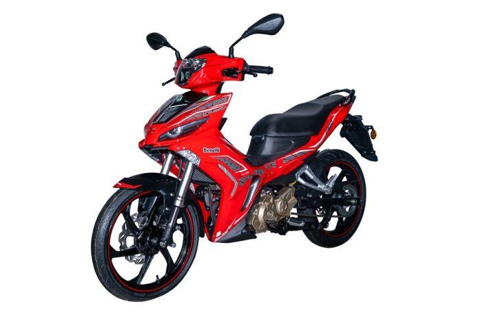 Motor baru saingan Yamaha MX King resmi meluncur, mesin lebih besar harganya segini.