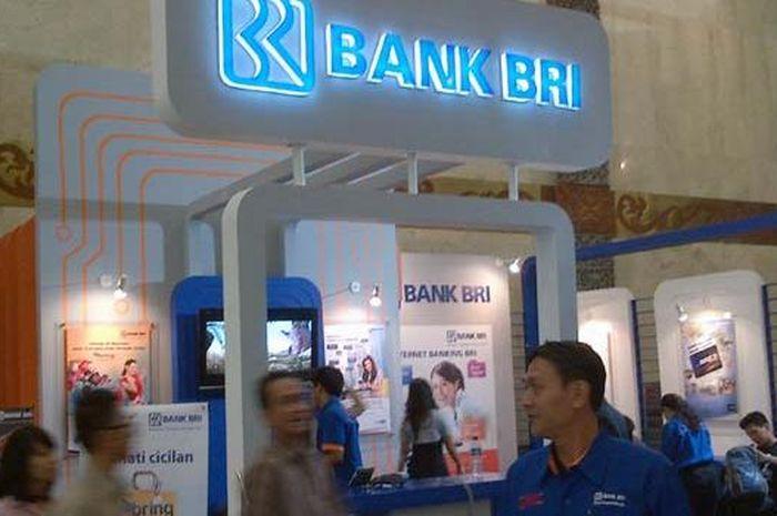 Bank BRI menyalurkan pinjaman untuk modal usaha