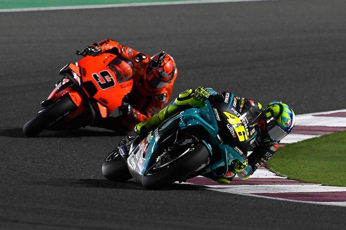 Ilustrasi. 32 Istilah di MotoGP yang gak banyak diketahui orang, nih penjelasannya.