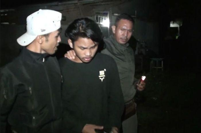 Nekat, Dua Pemuda Curi Sparepart Motor di Gudang Penyimpanan Barang Bukti Kepolisian