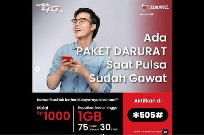 Berkah Ramadan 2021, Paket Internet Murah dan Kuota Gratis Telkomsel 1 GB Cuma Rp 1.000