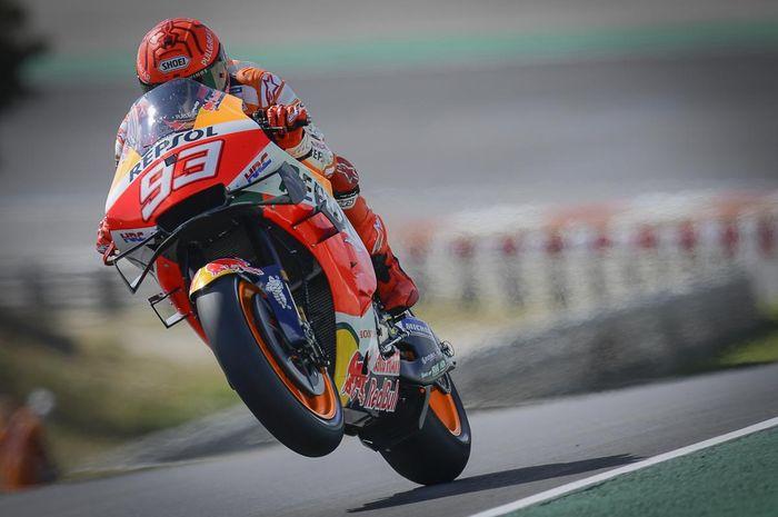 Link live streaming MotoGP Portugal 2021, sesi FP3 dan kualifikasi diadakan hari ini, Sabtu (17/4/2021)