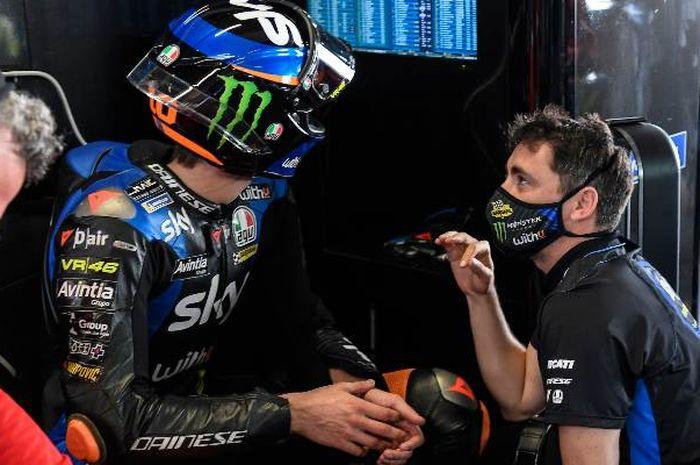 Gawat, tim balap VR46 milik Valentino Rossi terancam menghilang dari kejuaraan dunia MotoGP, kenapa nih?