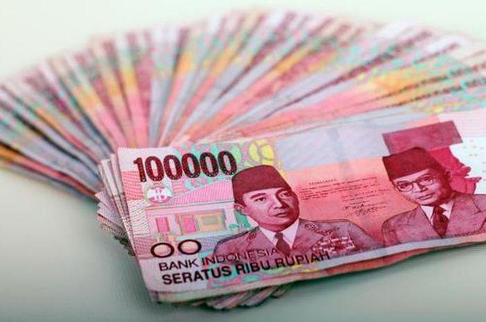 Uang ilustrasi bantuan pemerintah